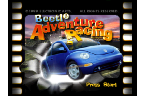 Beetle Adventure Racing! Screenshots | GameFabrique