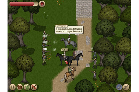 The Three Musketeers: Queen Anne's Diamonds Game Download ...