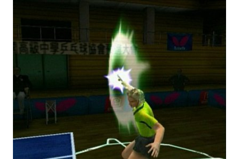 Immagini per Spindrive Ping Pong PS2 - GameStorm.it