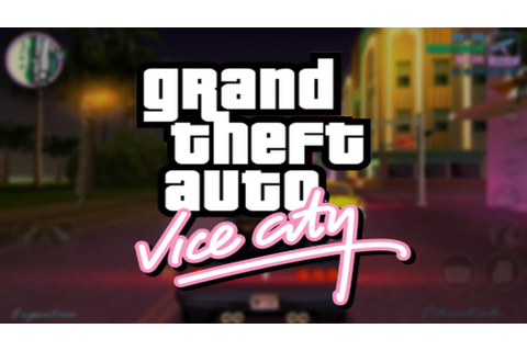 Grand Theft Auto: Vice City (GTA) » FREE DOWNLOAD ...