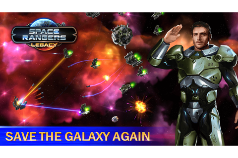 Download Space Rangers: Legacy on PC with BlueStacks
