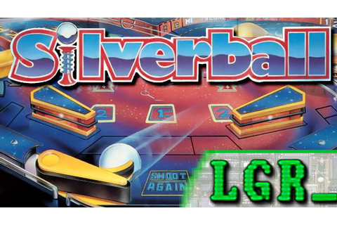 LGR - Silverball - DOS PC Game Review - YouTube