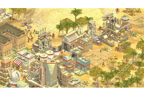 Rise of Nations - Download Free Full Games | Strategy games