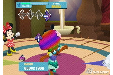 Download movie Dance Dance Revolution Disney Grooves ...