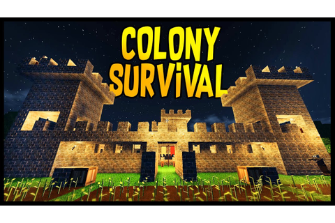 Colony Survival Preview - SteamGames.Ro