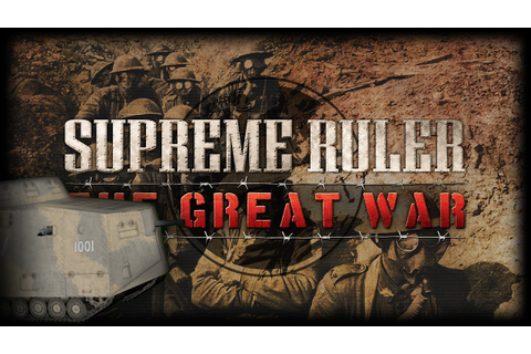 Komputer do Supreme Ruler: The Great War, wymagania ...