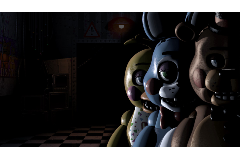 The Five Nights At Freddy's Quadrilogy Is Finally ...
