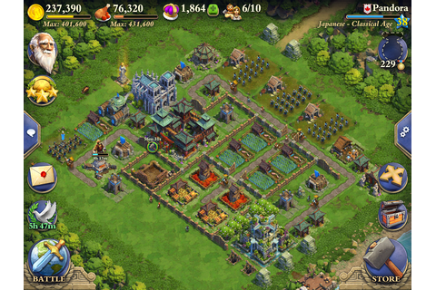And She Games...: My Latest App Obsession.... DomiNations