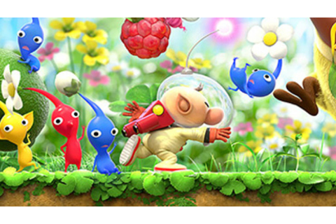 Hey! Pikmin Review: A Classic Strategy Game Becomes an ...