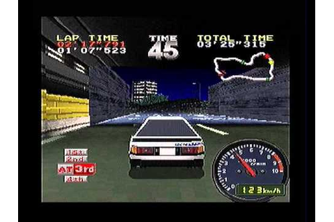Underplayed Games: Tokyo Highway Battle - YouTube