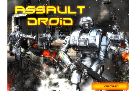 Assault Droid Game Free Download