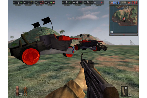 Battlefield 1942 PC Game Free Download - Ocean Of Games