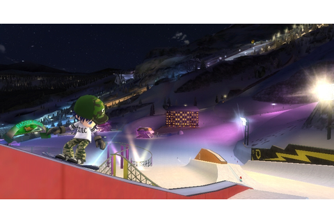 We Ski & Snowboard (Wii) News, Reviews, Trailer & Screenshots
