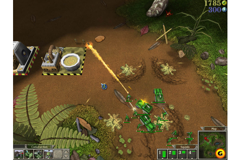 Download Game Army Men RTS [PS1] ~ H a N z I