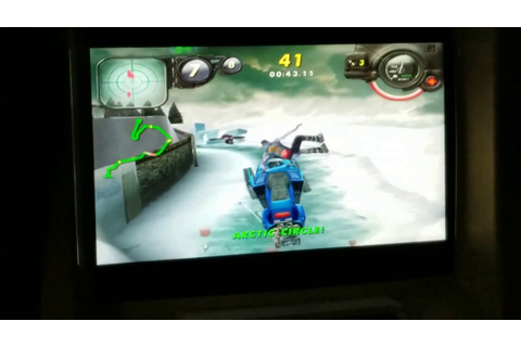 Arctic Thunder Arcade Racing Game - YouTube