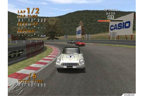 Introduction - SEGA GT 2002 Wiki Guide - IGN