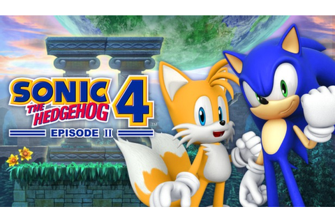 Sonic The Hedgehog 4: Episode 2 – Finally Fixed For iOS 7 ...