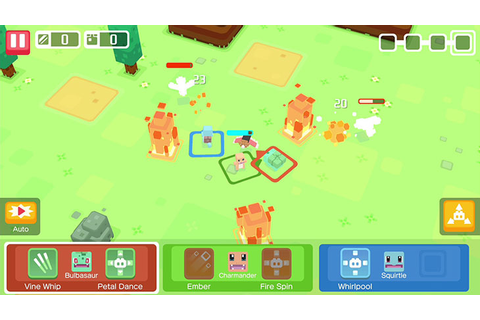 Pokemon Quest is a Phone Game on the Switch - Keen and ...