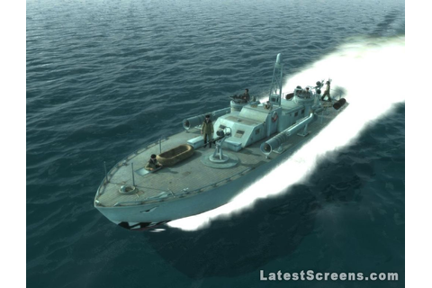 PT Boats: Knights of the Sea Screenshots, Page 6, PC