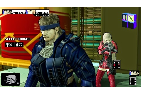 Metal Gear Acid 2 ISO PPSSPP – PPSSPP PS2 APK Android ...