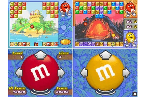 M&Ms: Break 'Em Review - IGN