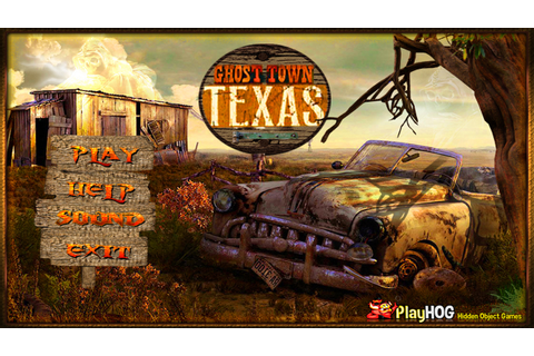 Ghost Town Texas - Find Hidden Object Game [Download]