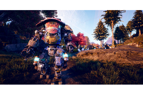 The Outer Worlds isn't a Microsoft game, even though it's ...