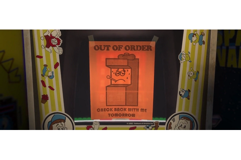Image - Out of order.png | Wreck-It Ralph Wiki | FANDOM ...