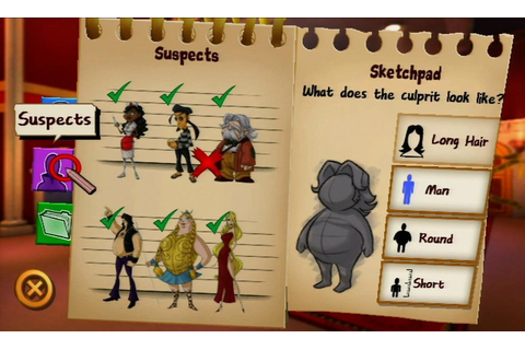 Disney Guilty Party (Wii) Screenshots