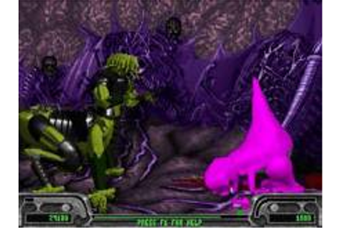 Xenophage: Alien Bloodsport Download (1996 Arcade action Game)