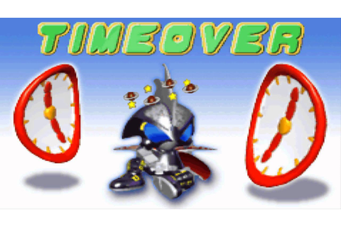 Bomberman Max 2 Music - Time Over - YouTube