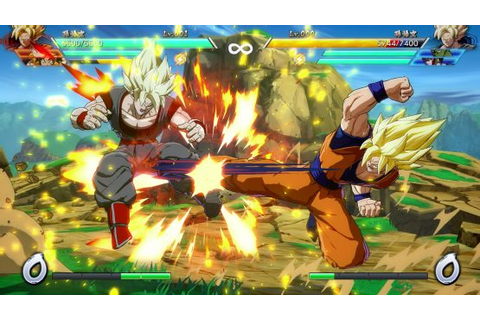 Recent Leak Reveals DLC Dragon Ball FighterZ Characters