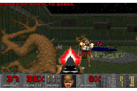 Doom II + Final Doom - Download - Free GoG PC Games