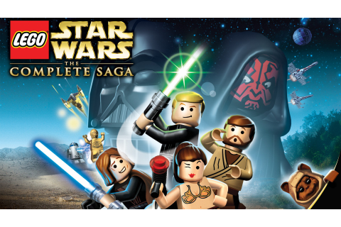 1 LEGO Star Wars: The Complete Saga HD Wallpapers ...