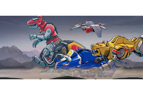 NYCC 2016: Mighty Morphin' Power Rangers game announced ...