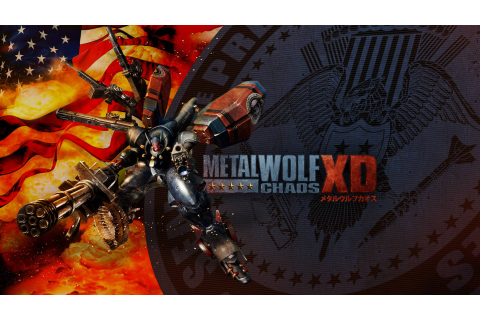 Devolver Digital Announce 'Metal Wolf Chaos XD', HD Remake ...