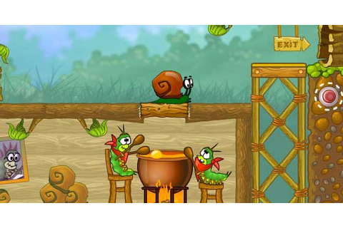 Snail Bob 2 - Play it now at CoolmathGames.com