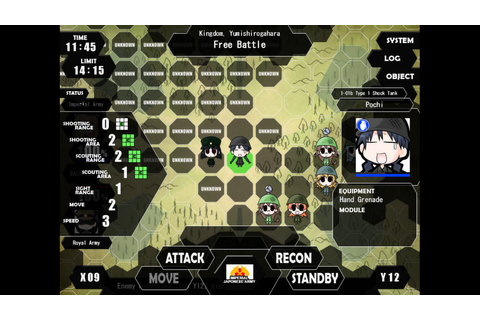 Download War of the Human Tanks Full PC Game