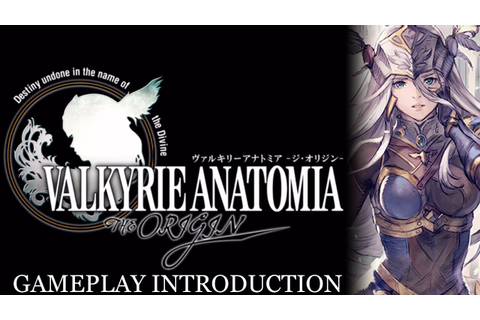 Valkyrie Anatomia The Origin Gameplay ヴァルキリーアナトミア (Android ...