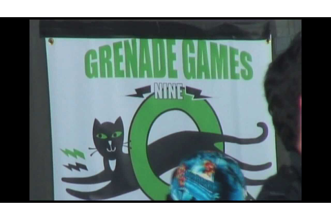 Grenade Games 9 nine 2013 Mammoth Mountain - YouTube