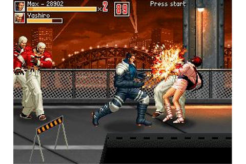 Beats of Rage Download (2004 Arcade action Game)