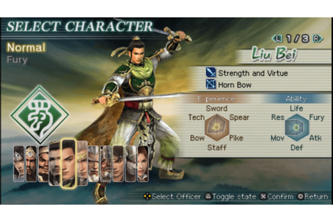 Dynasty Warriors Strikeforce PSP ISO Free Download ...
