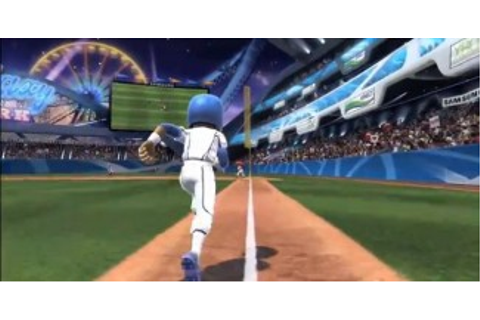 Kinect Sports Season Two: Baseball - Educational Game Review