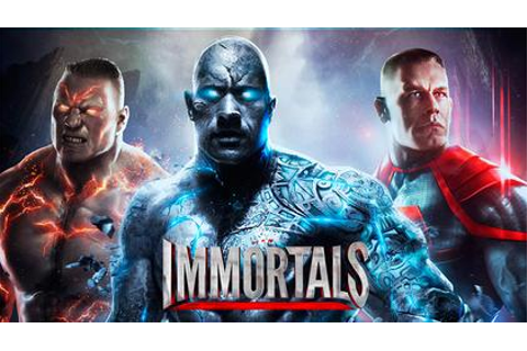 WWE Immortals - Wikipedia