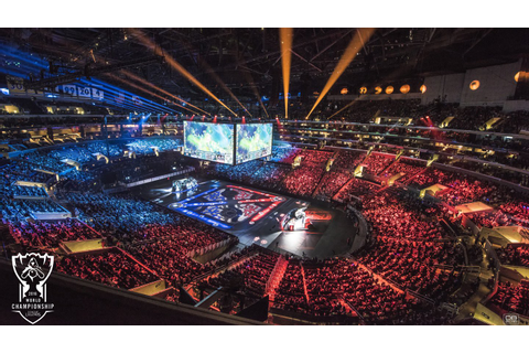 Esports — Bigger than Traditional Sports ? – Intergalactic ...