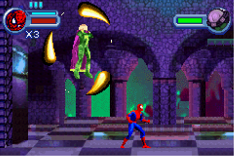 Ending for Spiderman: Mysterio's Menace(Game Boy Advance)