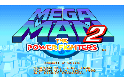 Mega Man 2: The Power Fighters Details - LaunchBox Games ...