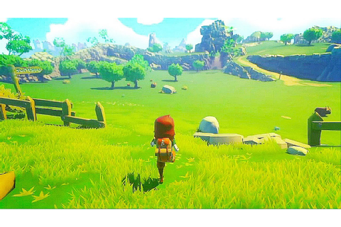 Yonder The Cloud Catcher Chronicles Gameplay Trailer (New ...