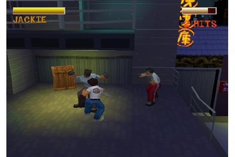 Jackie Chan Stuntmaster PS1 ISO Full Version-SPACEXZONE