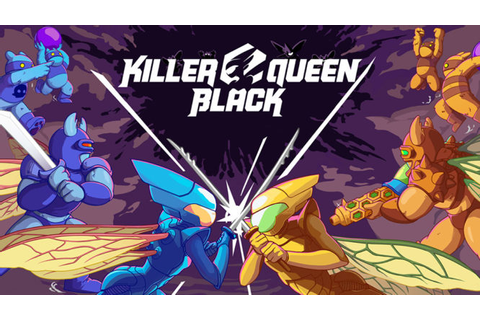Killer Queen Black set to launch on Nintendo Switch and PC ...